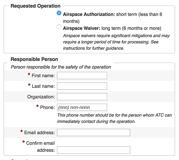 Airspace authorization form_1