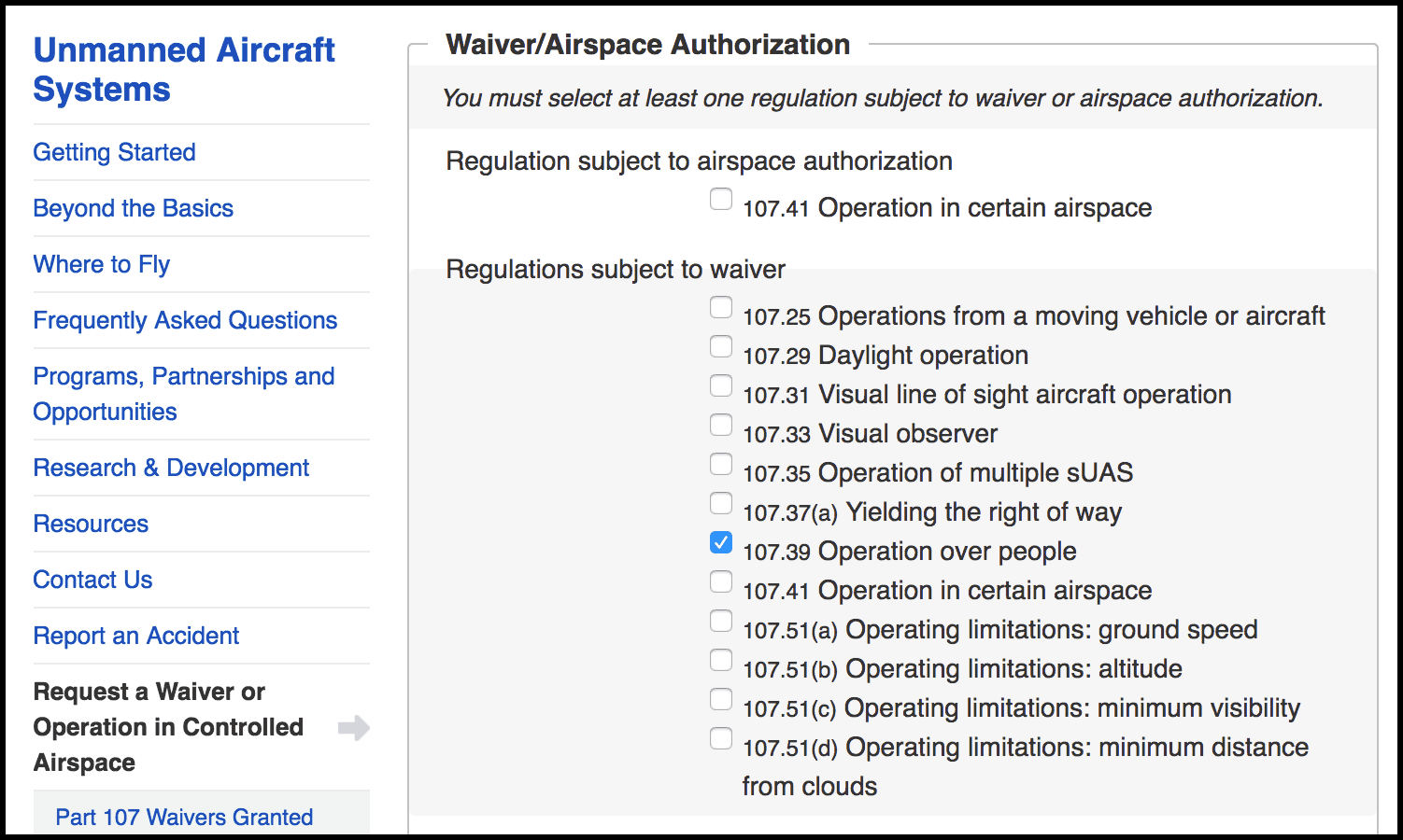 How to request a waiver for flying over people drone pilot how to request a waiver for flying over people drone pilot ground school xflitez Image collections